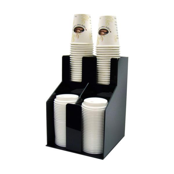 plastic cup dispenser