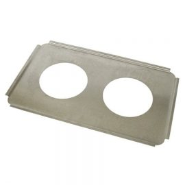 steam table plate