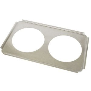 steam table adapter plate