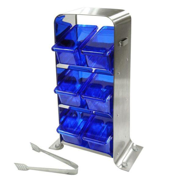 Garnish dispenser