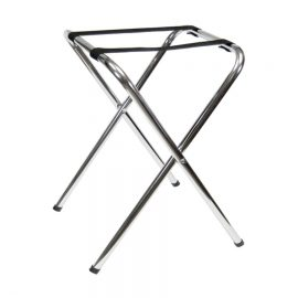 metal tray stand