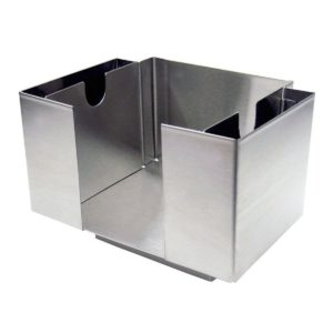 metal bar caddy