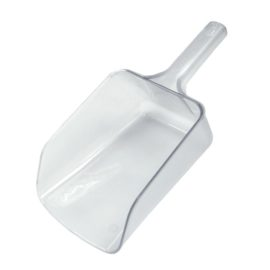 plastic ice scoop