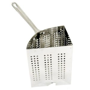 Shallow Bowl Frying Kitchen Skimmer Trendware Products