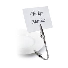 flexible sign holder