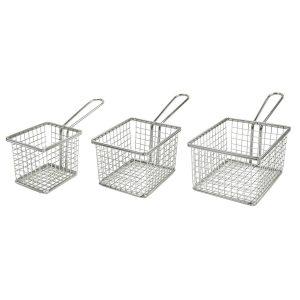 mini fry basket