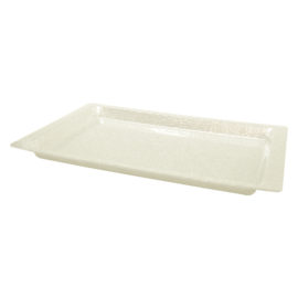 large shallow plate