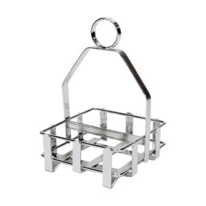 condiment shaker rack