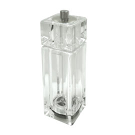 acrylic pepper mill