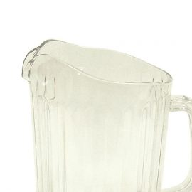 plastic, pitcher