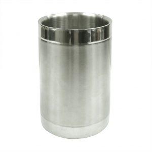 metal wine cooler